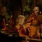 Kurz vor Weihnachten – in der Wandelkrippe von St. Nikolaus