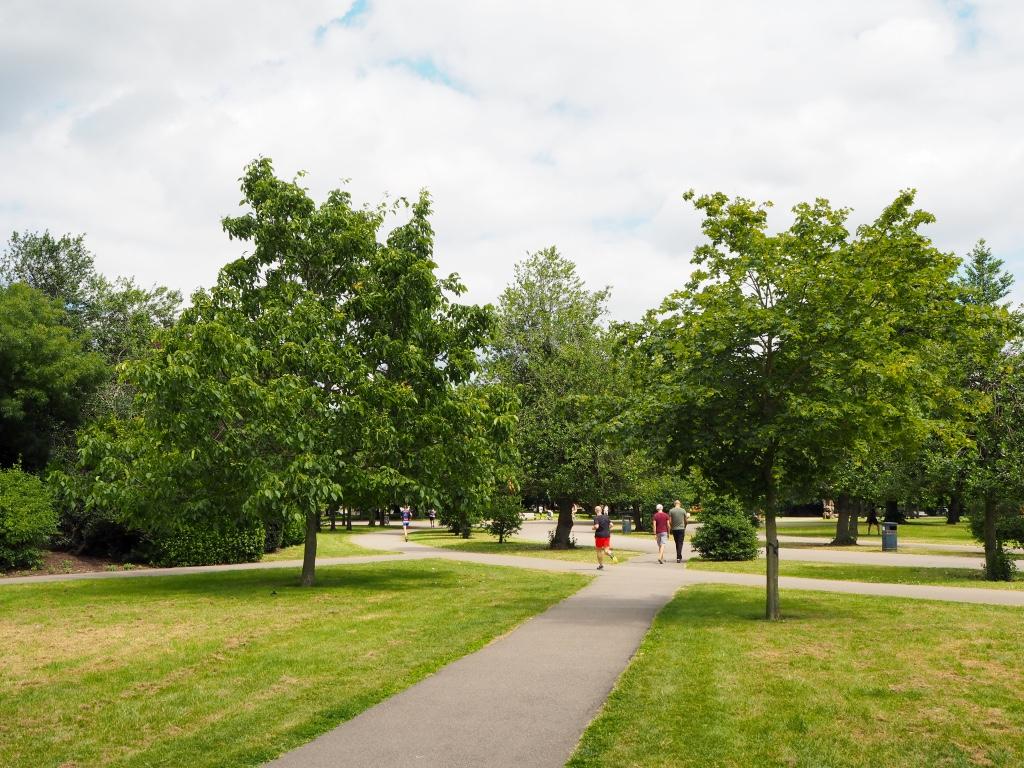 Columbia Road Tiny Trail - Victoria Park