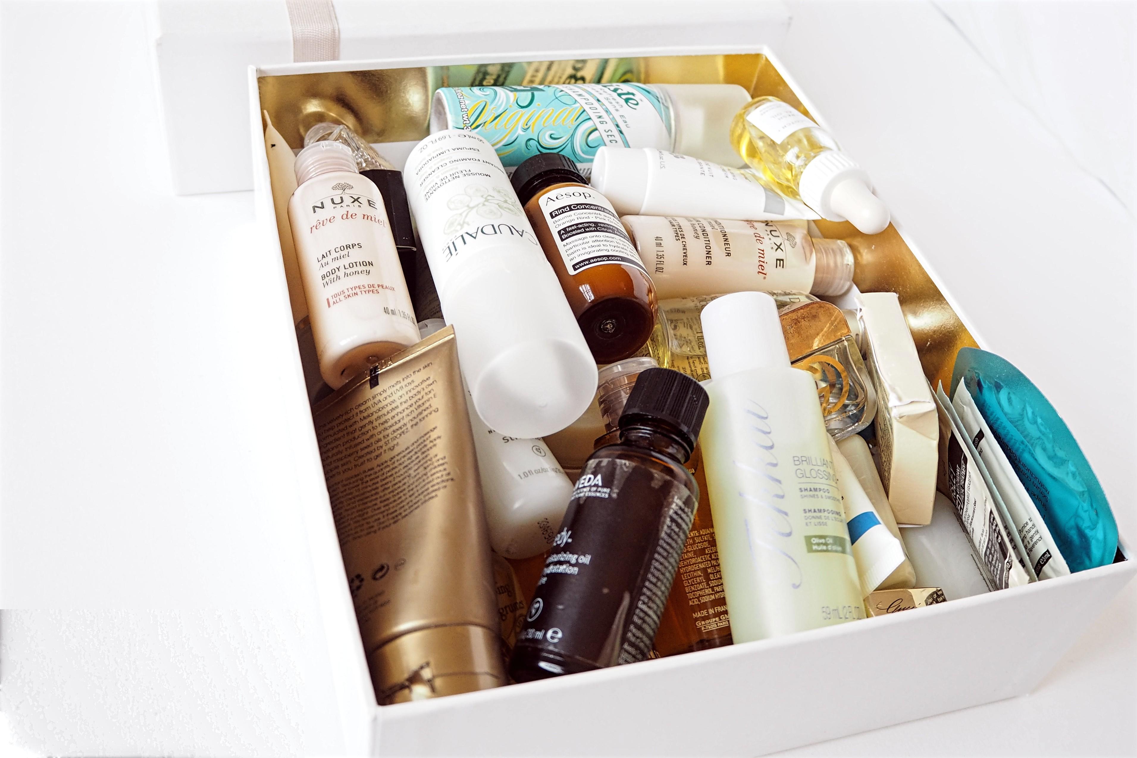 Travel Beauty - My Little Box of Horrors
