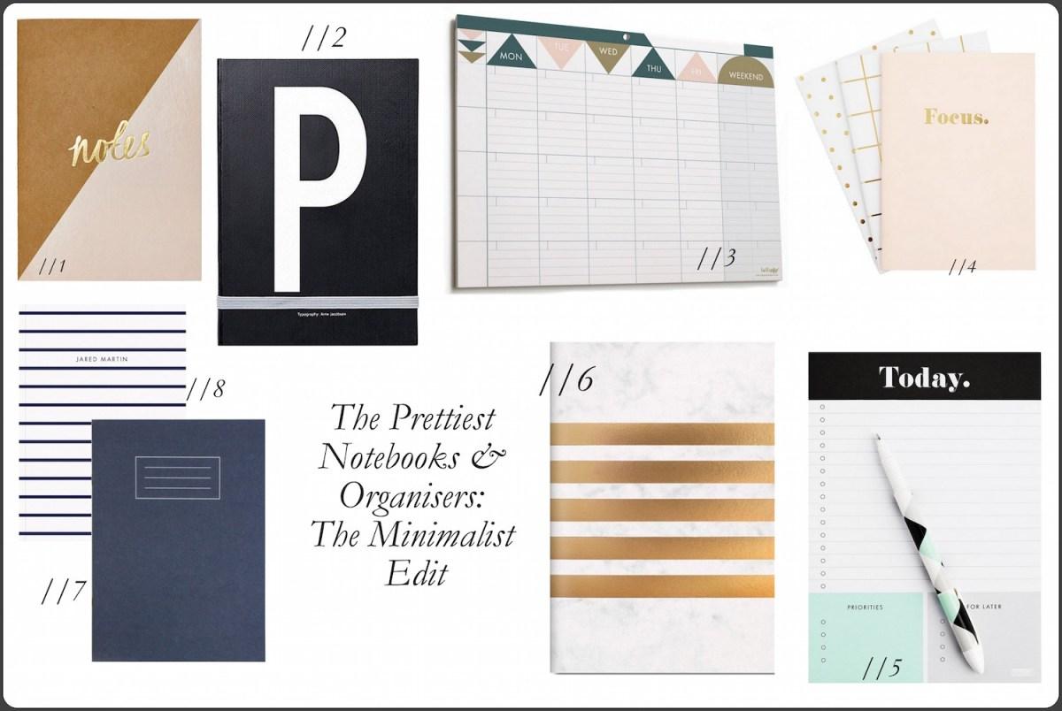 The Prettiest Notebook Edit - Minimalist