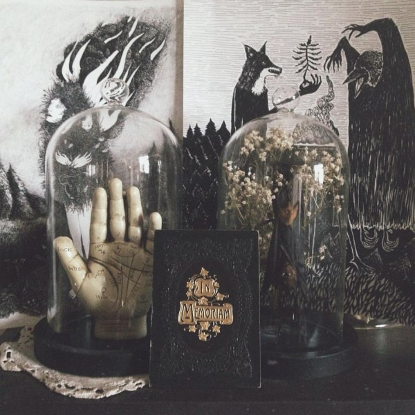 Friday Finds: Halloween Interiors | Wolf & Stag