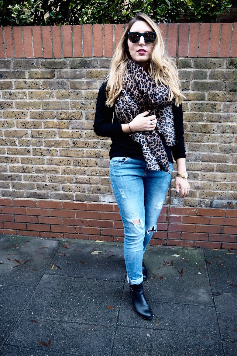 My Favourite Leopard Print Accessories: Wolf & Stag