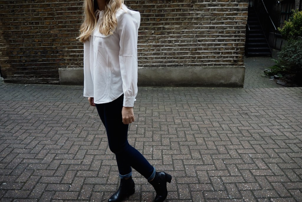 Currently Loving...White Ruffled Shirts | Wolf & Stag