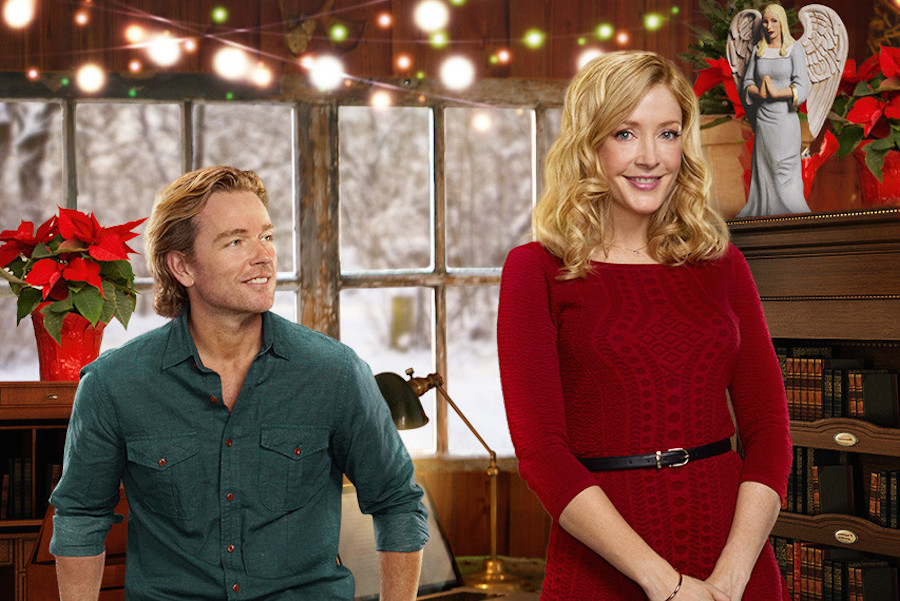 Cheesy Christmas Films Review: Angel at Christmas   Wolf & Stag