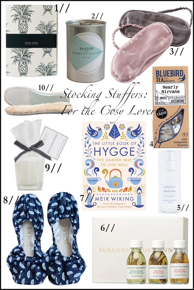 Stocking Stuffers for The Cosy Lover | Wolf & Stag