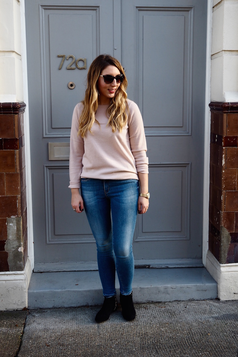 Pink & Cashmere | Wolf & Stag