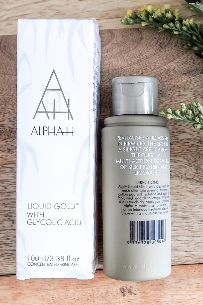 Alpha H Liquid Gold Review | Wolf & Stag