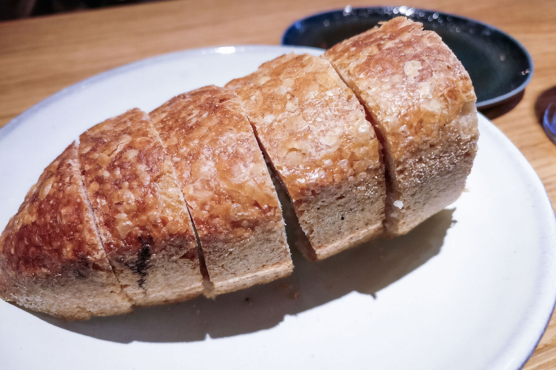 Fresh bread & butter at Arles Restaurant, Amsterdam | Wolf & Stag