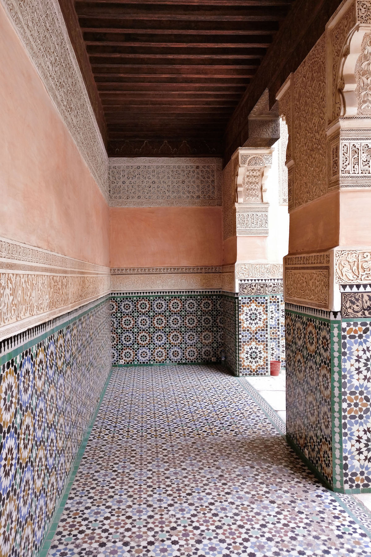 Ben Youseff Mosque | Wolf & Stag's Travel Guide to Marrakech, Morocco