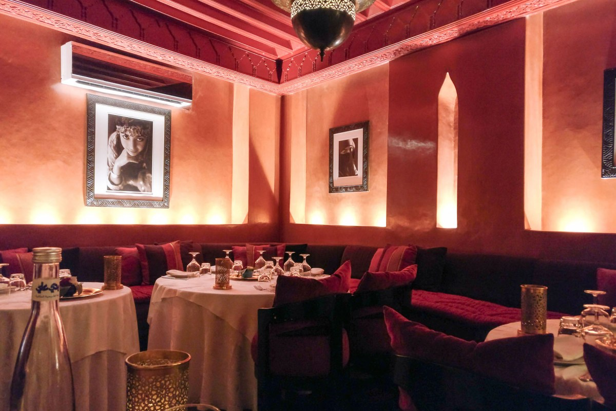 Al Fassia Restaurant | | Wolf & Stag's Travel Guide to Marrakech, Morocco