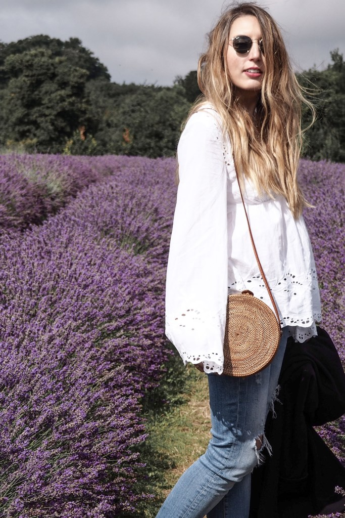 A Morning in Mayfield Lavender, London | Wolf & Stag