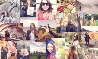 My life in London, 8 Years On   Wolf & Stag