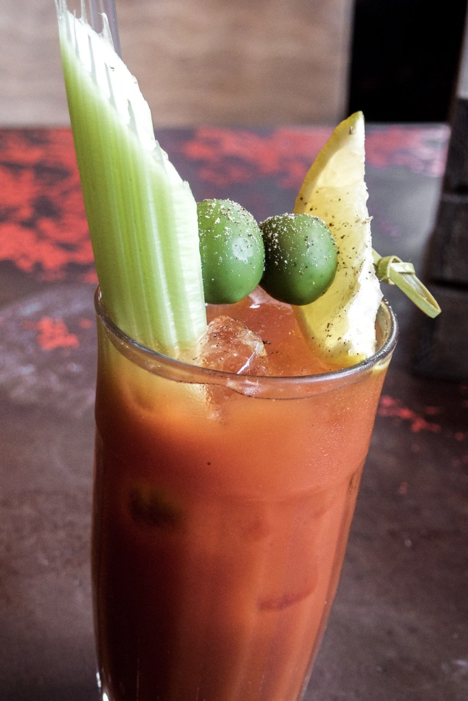 The 5 Best Bloody Marys in London   Barber & Parlour   Wolf & Stag