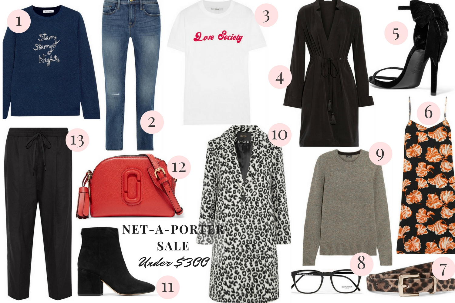 The Net-a-Porter Sale Edit (Under $300)