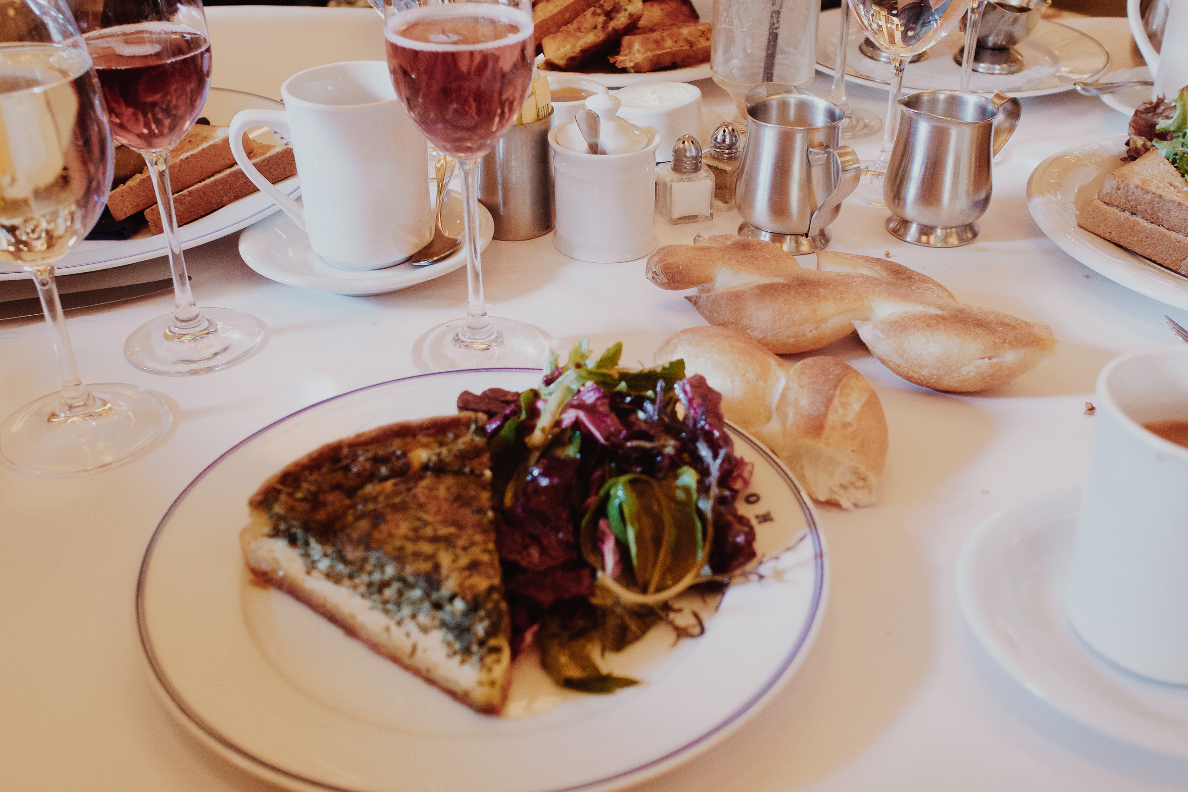 Wolf & Stag Adventures: Vegas & The Grand Canyon | Birthday brunch at Bouchon at The Venetian