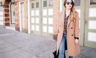 The Capsule Coat Edit | My Favorite Wool Coat by Topshop | Wolf & Stag