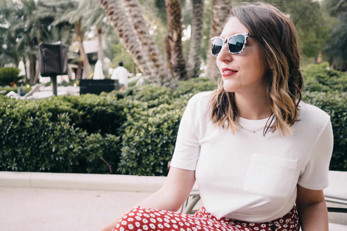 A Much-Needed Glasses Update for 2018 with Coastal   Featuring the Kam Dhillon Crawford Prescription Sunglasses in 'White Tortoise'   Wolf & Stag