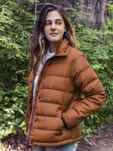 The Sustainable Winter Coat Edit | Outerknown Puffer Coat