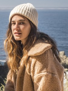 The Sustainable Winter Coat Edit | Outerknown Woodland Sherpa Coat