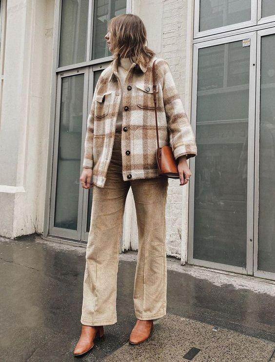 The (Mostly) Sustainable Autumn Capsule Wardrobe   crisp, romantic, beautiful wardrobe from sustainable brands   image source: @bubblyaquarius