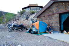 Our luxury campground