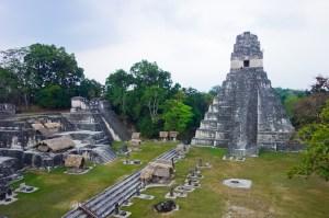 Majestic Tikal!