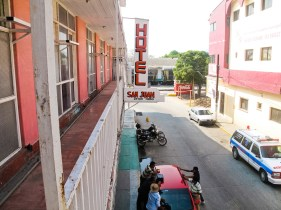 The mediocre San Juan hotel in sweltering Ixtepec