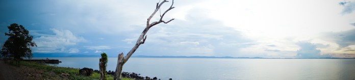 A gorgeous lakeview