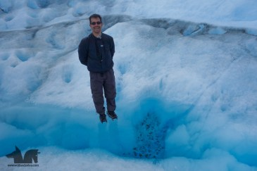 Walking in thin ice.