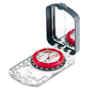Video & Blog: How To Use A Compass; Using Map & Compass; Recommended Compasses