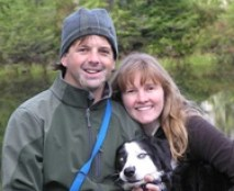 Wolf Camp Co-Owners Kim & Chris Chisholm