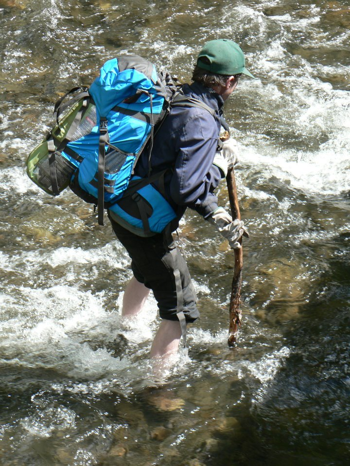 Learning How To Safely Cross a River
