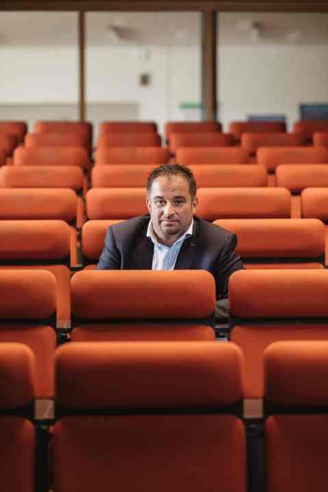 Dr. Michael Affenzeller, Professor für Heuristische Optimierung und maschinelles Lernen