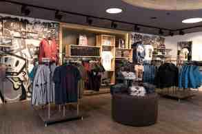 Interior Fotografie, Shop und Store Fotografie Egger Moden