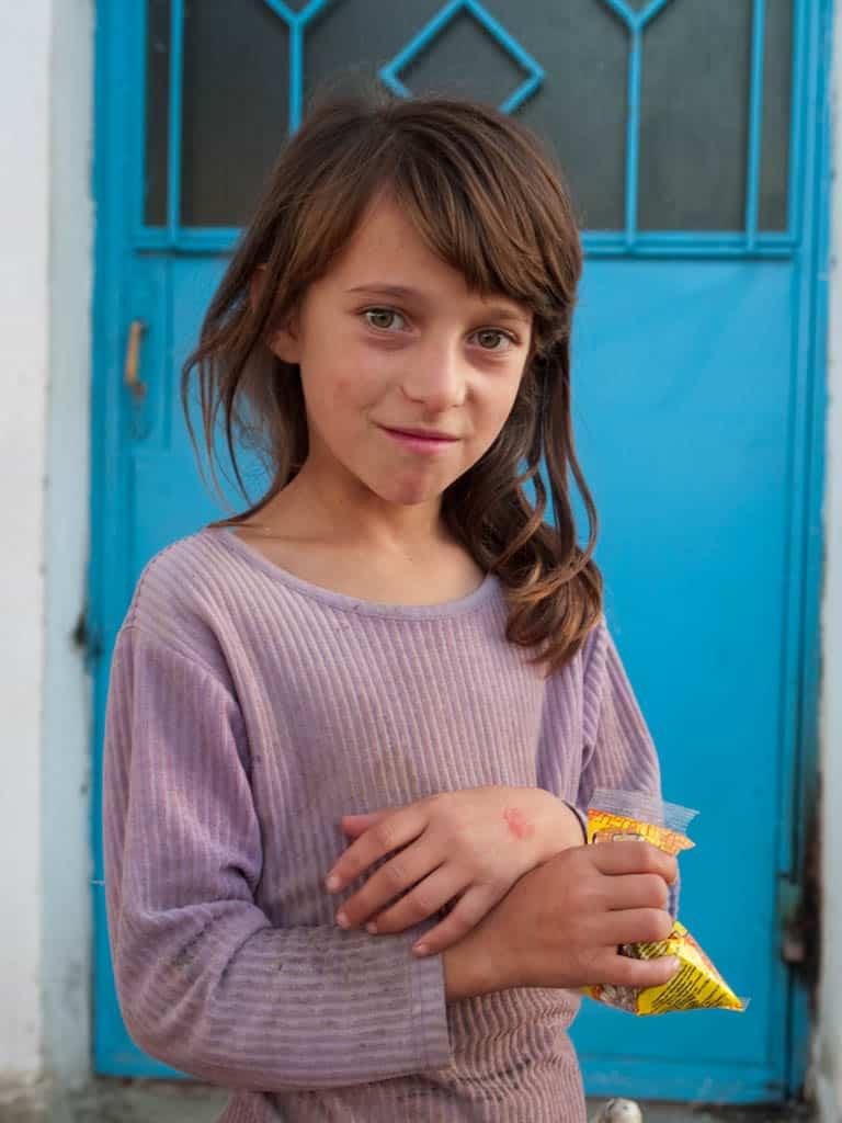 rumaenische Kinder, Portrait von Kindern aus Rumaenien