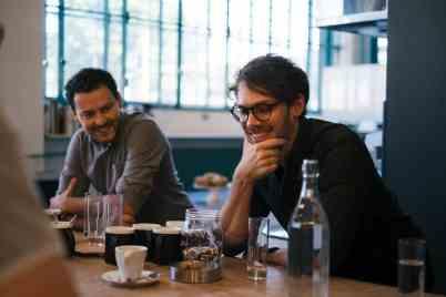 Workshop Tabakfabrik Linz, Thema User Experience Interaction, digitales Arbeiten