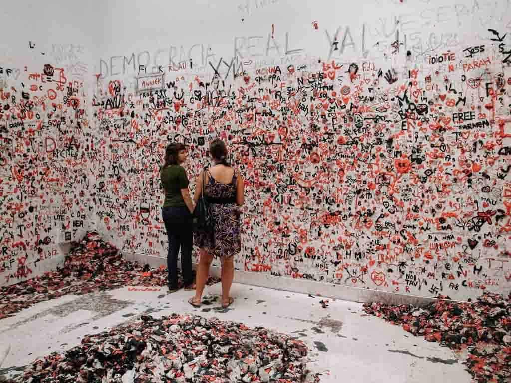 Kunst Reportage Biennale Venedig