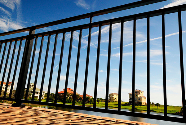 westbury aluminum railing systems from