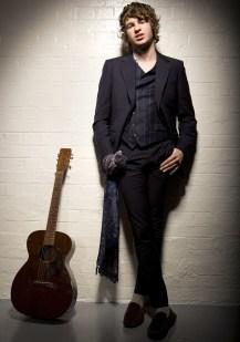 Music and fashion : Luke Pritchard