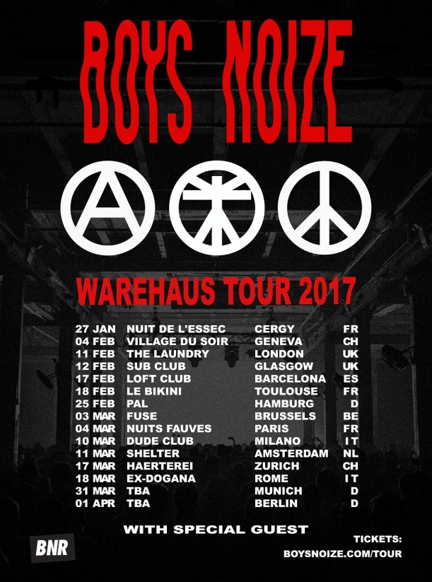 new music alert-year of mayday by boys noize-boys noize-germany-indie music-electronica-remix-music blog-wolfinasuit-wolf in a suit