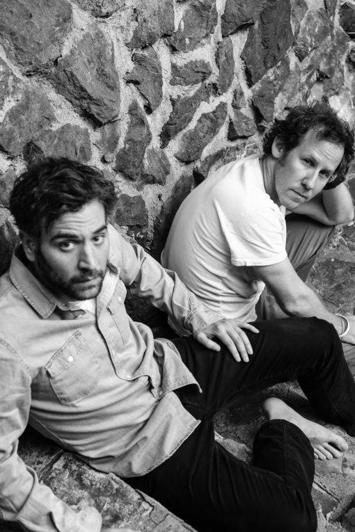 interview-with-radnor and lee-indie folk-new music-indie music-new music alert-music blog-indie blog-ben lee-josh radnor-wolf in a suit-wolfinasuit