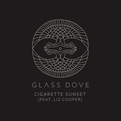 cigarette sunset - by - glass dove - ft - liz cooper - usa - indie music - new music - indie rock - music blog - indie blog - wolf in a suit - wolfinasuit - wolf in a suit blog - wolf in a suit music blog