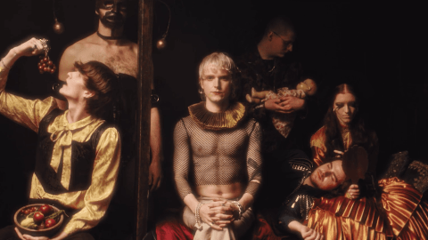 music video - higher states - by - sundara karma - UK - new music - indie music - indie rock - music blog - indie blog - wolf in a suit - wolfinasuit - wolf in a suit blog - wolf in a suit music blog