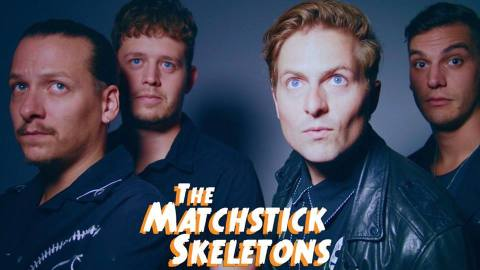 music video - told ya so - by - the matchstick skeletons - special video - indie music - new music - indie rock - music blog - indie blog - wolf in a suit - wolfinasuit - wolf in a suit blog - wolf in a suit music blog