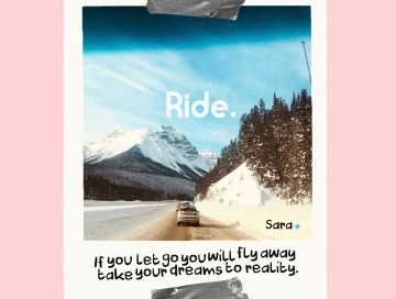 ride - by - sara diamond - Canada - indie music - indie pop - new music - music blog - indie blog - wolf in a suit - woflinasuit - wolf in a suit blog - wolf in a suit music blog