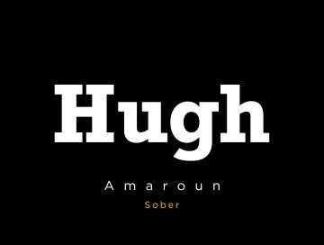 sober - by - hugh - ft - amaroun - uk - indie music - indie pop - new music - music blog - indie blog - wolf in a suit - wolfinasuit - wolf in a suit blog - wolf in a suit music blog