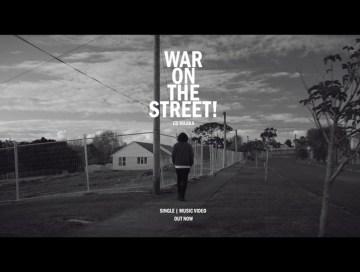 music video - war on the street - by - ed waaka - New Zealand - indie music - new music - indie folk - music blog - indie blog - wolf in a suit - wolfinasuit - wolf in a suit blog - wolf in a suit music blog