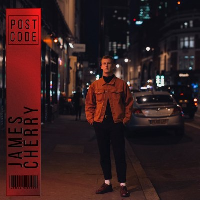 post code - james cherry - uk - indie music - indie pop - new music - music blog - wolf in a suit - wolfinasuit - wolf in a suit blog - wolf in a suit music blog