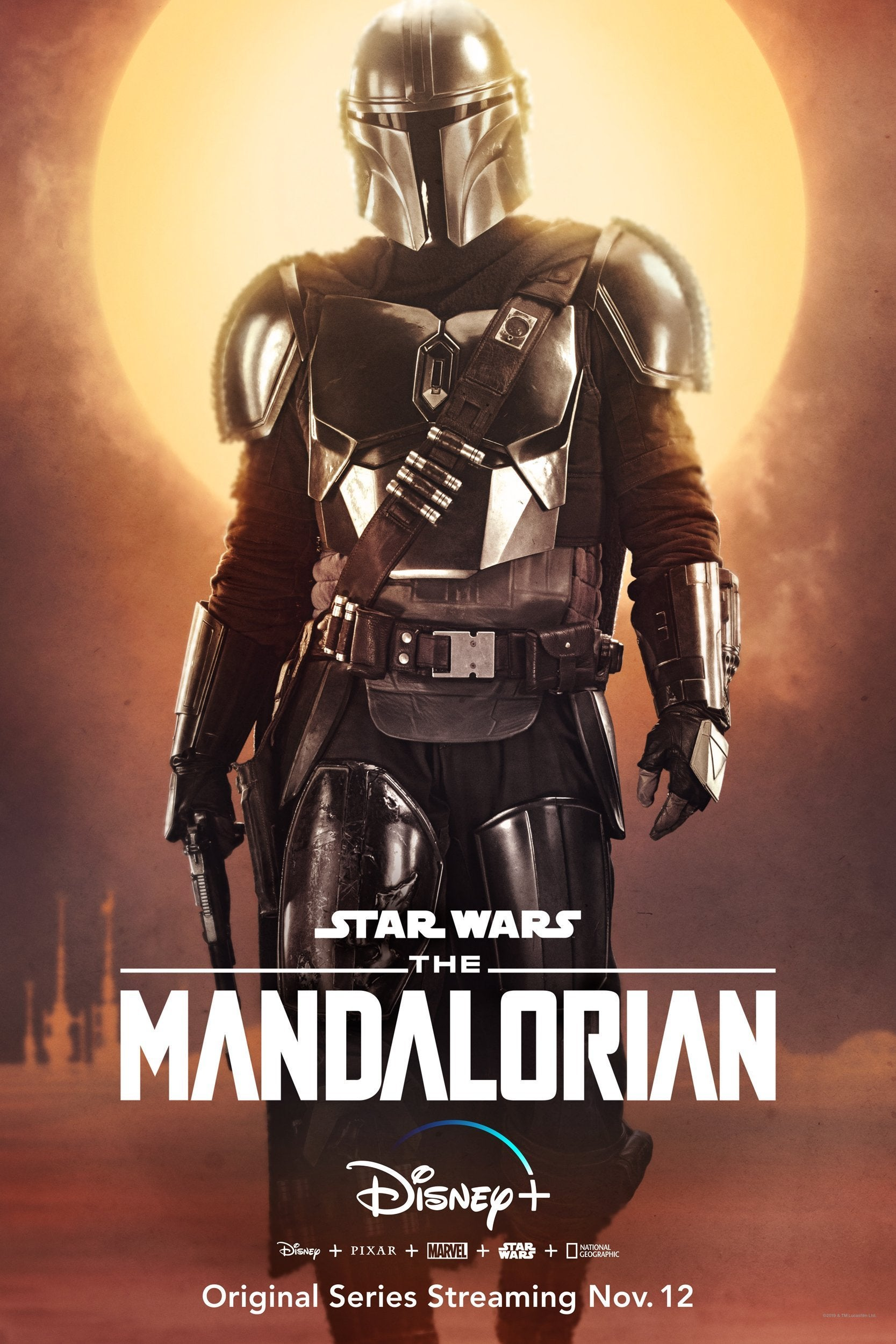 the mandalorian - disney plus - wolf in a suit - wolfinasuit - wolf in a suit blog - wolf in a suit music blog