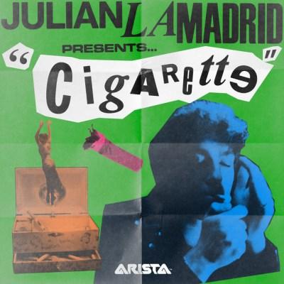 cigarette - julian lamadrid - USA - UAE - indie - indie music - indie rock - indie pop - new music - music blog - Mexico - wolf in a suit - wolfinasuit - wolf in a suit blog - wolf in a suit music blog